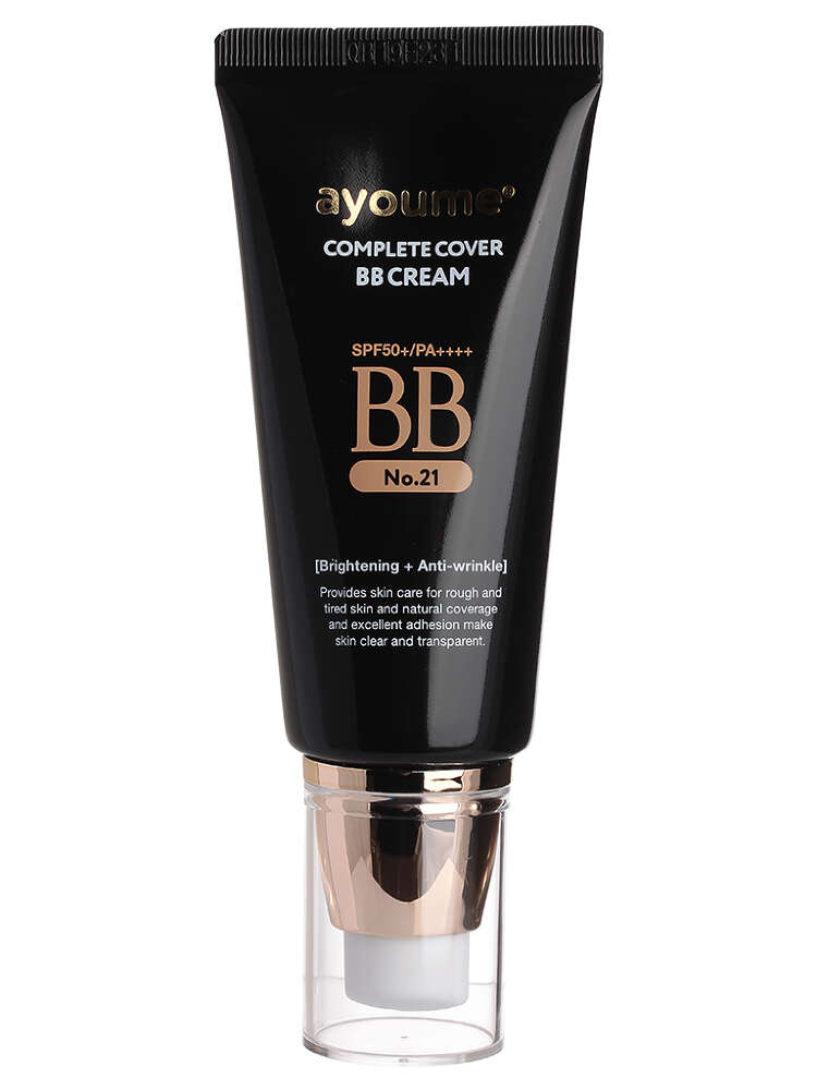 AYOUME COMPLETE COVER BB CREAM ББ КРЕМ Т.21, 50МЛ