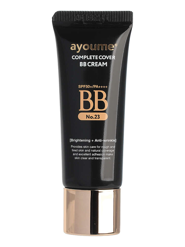 AYOUME COMPLETE COVER BB CREAM ББ КРЕМ Т.23, 20МЛ