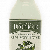 DEOPROCE WELL-BEING FRESH MOISTURIZING OLIVE ЛОСЬОН Д/ТЕЛА , 500 МЛ (ДОЗАТОР)