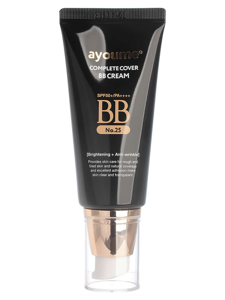 AYOUME COMPLETE COVER BB CREAM ББ КРЕМ Т.25, 50МЛ