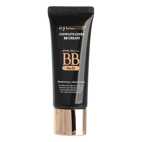 AYOUME COMPLETE COVER BB CREAM ББ КРЕМ Т.27, 20МЛ