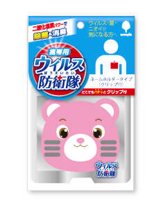 БЛОКАТОР ВИРУСОВ VIRUS GUARD PORTABLE BEAR