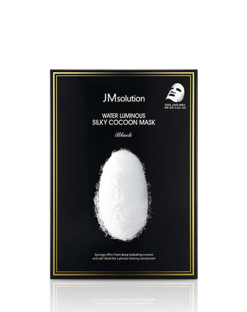 JMSOLUTION МАСКА-САЛФЕТКА WATER LUMINOUS SILKY COCOON MASK