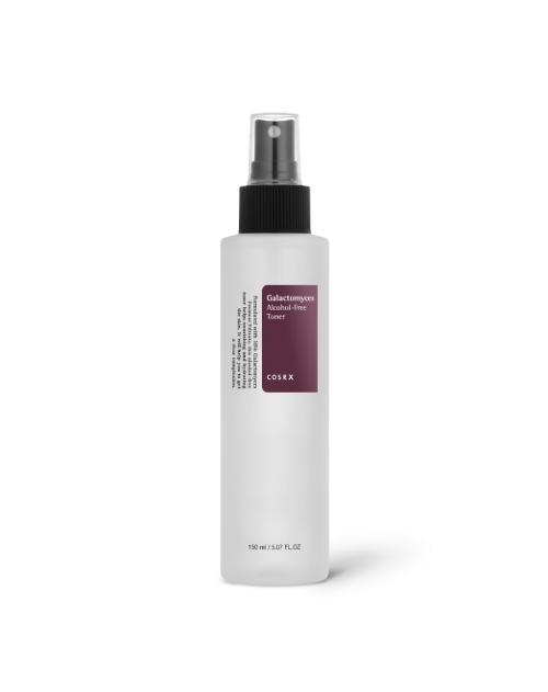 COSRX ТОНЕР ДЛЯ ЛИЦА GALACTOMYCES ALCOHOL-FREE TONER, 150МЛ